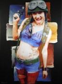 tank girl-Mat Elbé